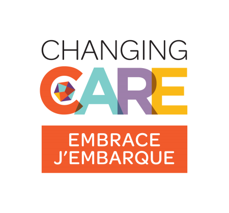 Changing CARE Embrace logo